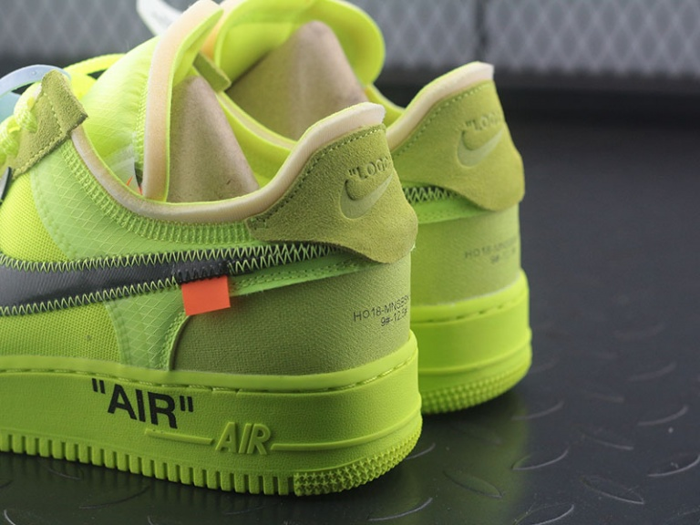 Nike Dunk X Off-White Low Gold (CT0856-700)│Nabwork